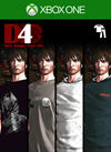 D4: Dark Dreams Don't Die - République Clothing Set