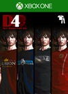 D4: Dark Dreams Don't Die - Fable Clothing Set