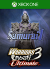 WARRIORS OROCHI 3 Ultimate SAMURAI DRESS UP COSTUME 1