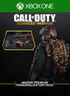 Magma Premium Personalization Pack
