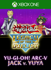 Yu-Gi-Oh! ARC-V: Jack Atlas vs Yuya
