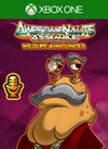 Wildlife - Awesomenauts Assemble! Announcer