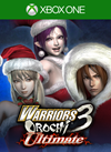 WARRIORS OROCHI 3 Ultimate CHRISTMAS COSTUME