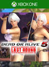 DOA5LR Flower Costume - Christie