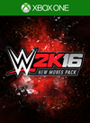 WWE 2K16 New Moves Pack