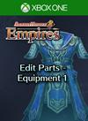 Edit Parts - Equipment 1