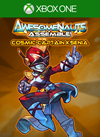 Cosmic Captain Ksenia - Awesomenauts Assemble! Skin
