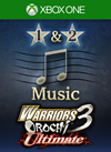 WARRIORS OROCHI 3 Ultimate BGM PACK 1