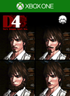 D4: Dark Dreams Don't Die - Beard Set 3