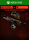 Hyde Monarch Skins