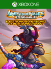 Electronic Supersonic Cybertronic Rocco - Awesomenauts Assemble! Skin