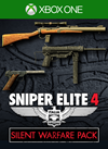 Silent Warfare Weapons Pack