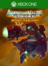 Bionic Raelynn - Awesomenauts Assemble! Skin