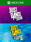 Just Dance 2016 & Just Dance Disney Party 2