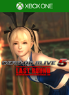 DEAD OR ALIVE 5 Last Round Sexy Bunny Marie Rose