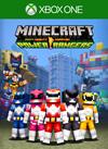 Minecraft Power Rangers Skin Pack