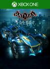 1970s Batman Themed Batmobile Skin
