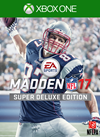 Madden NFL 17 Super Deluxe Edition
