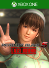 DEAD OR ALIVE 5 Last Round Hitomi Bedtime Costume