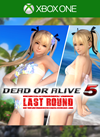 DOA5LR Flower Costume - Marie Rose