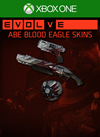 Abe Blood Eagle Skins