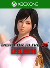 DEAD OR ALIVE 5 Last Round Character: Kokoro