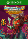 Wraithlord - Awesomenauts Assemble! Announcer