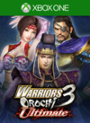 WARRIORS OROCHI 3 Ultimate DYNASTY TRAD COSTUME