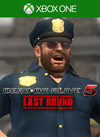DEAD OR ALIVE 5 Last Round Bass Police Uniform