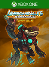 Digital G - Awesomenauts Assemble! Skin