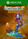 Coco Hawaii - Awesomenauts Assemble! Skin