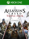 Assassin's Creed Triple Pack: Black Flag, Unity, Syndicate
