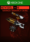 Markov Monarch Skins