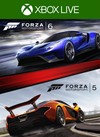 Forza Motorsport 6 and Forza Motorsport 5 Bundle