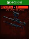 Val Valkyrie Skins