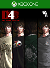 D4: Dark Dreams Don't Die - Powerstar Golf Clothing Set