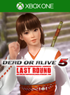 DOA5LR Shrine Maiden Costume - Leifang