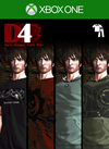 D4: Dark Dreams Don't Die - Gears of War Clothing Set