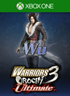 WARRIORS OROCHI 3 Ultimate DW7 ORIGINAL COSTUME PACK 7