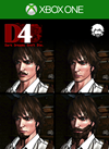 D4: Dark Dreams Don't Die - Beard Set 4