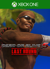 DEAD OR ALIVE 5 Last Round Character: Zack