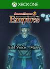 Edit Voice - Male 1