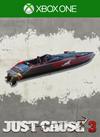 Mini-Gun Racing Boat