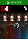 D4: Dark Dreams Don't Die - ROCK BAND Clothing Set