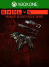 Maggie Blood Eagle Skins