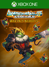 Bravely Scoop IV: Eternal Fantasy - Awesomenauts Assemble! Skin