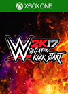 WWE 2K17 MyPlayer Kick Start