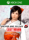 DOA5LR Shrine Maiden Costume - Kokoro