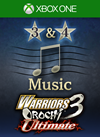 WARRIORS OROCHI 3 Ultimate BGM PACK 2