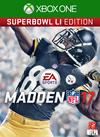 Madden NFL 17 Super Bowl Edition